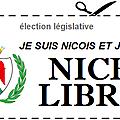 Législatives : les niçois et la france : le divorce !