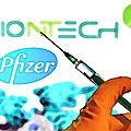 Dénigrements du vaccin Pfizer sur le Web : une origine russe ?