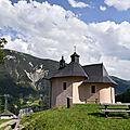 <b>Chapelle</b> Notre Dame des Grâces (Vallée de Belleville)