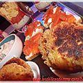 Amuses bouches - Verrines salées - Apéritif