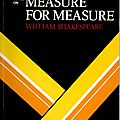York notes - measure for measure