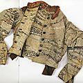 L'artiste du vendredi : la veste brodée d'agnès richter