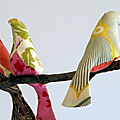 Comme un oiseau sur la branche