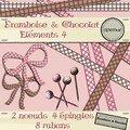 Kit Choco-Framboise Eléments 4