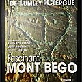 Fascinant Mont Bego : Montagne sacrée de l'âge du Cuivre et de l'âge du Bronze ancien - Henry De Lumley, <b>Lucien</b> <b>Clergue</b>, Annie E