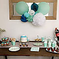 Buffet baby shower louis.