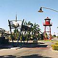 Rond-point à <b>Townsville</b> (Australie)