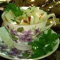 Salade chou-pommes