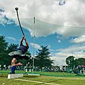 From track and field to highland games