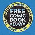 Free <b>comic</b> book day 2021
