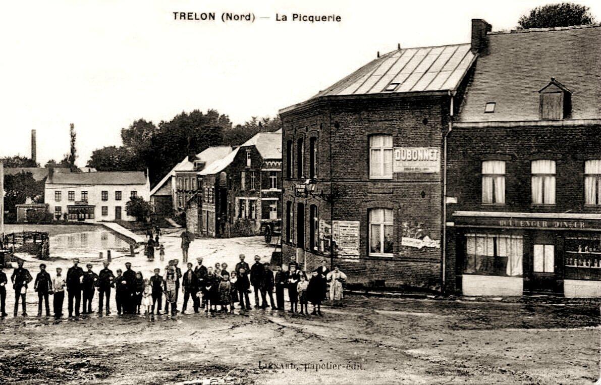 TRELON-La Piquerie