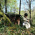 Une nouvelle vie pour la cabane du lac de Buc