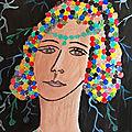 martine makour artiste peintre