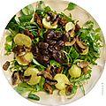 salade gésiers