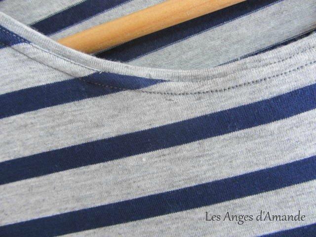 tee-shirt rayé gris-bleu1