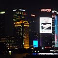Shanghai - Pudong by night