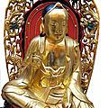 Bodhisattva; vietnam. ca 1900