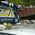 Haiti-Accident: 4 morts et plusieurs blessés graves dans un grave accident de la circulation sur la <b>Nationale</b> #<b>1</b>
