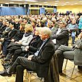 cérémonie des <b>voeux</b> <b>2015</b> à Avranches