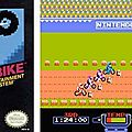 Excite Bike sur Ness