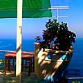 Dellys panoramique restaurant le café talaoualdoun ' tala waldoun ' ville d'algerie