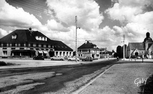 Le Breuil - Hotel Saint-Pierre