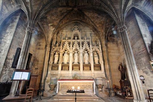 Bordeaux, Basilique Saint Seurin