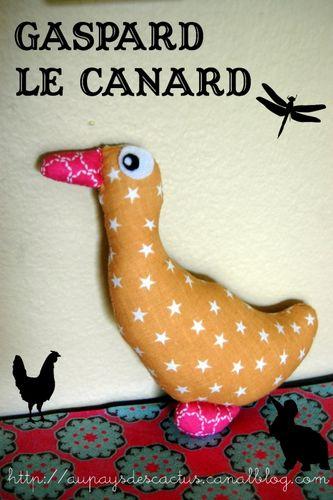 Gaspard le canard