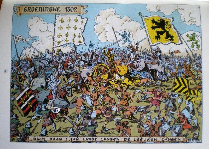De leeuw van Vlanderen (De dageraad 1984) pl.63