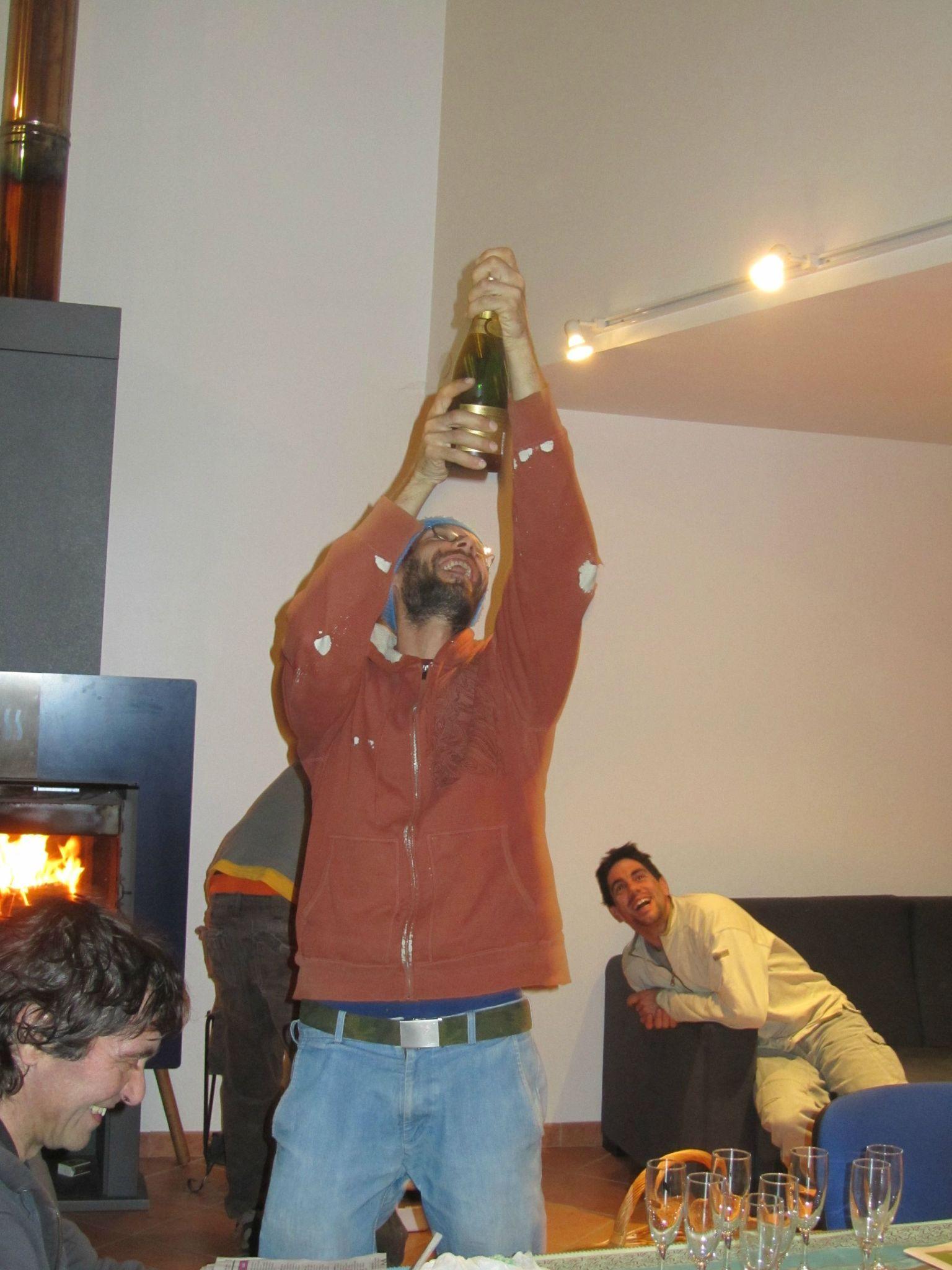 champagne pour un 8a
