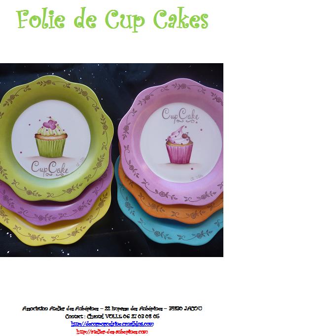 FICHE 15 : Folie de Cup Cakes