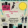 Inauguration de la place <b>Pinel</b>
