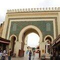 Bab Boujloud Fés Rssif