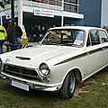 FORD Cortina Consul Lotus berline 2 portes 1963 Madine (1)