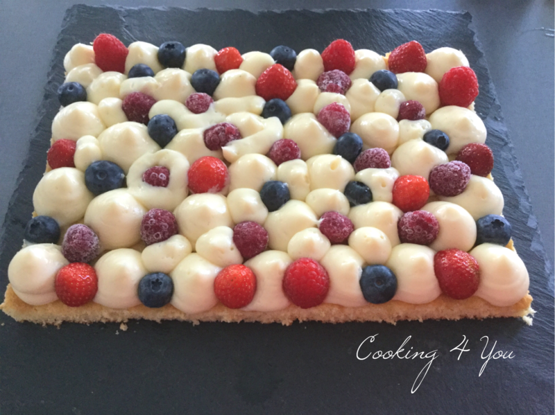 genoise fruits rouge 059