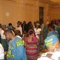Images veillée papa Nkwamou 30 mai 2010 Bruxelles
