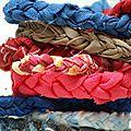 Bracelets à la chaine