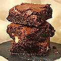 Une recette de référence, le brownie