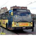 8364 remplace les trams 81 et 94 suite à une perturbation.