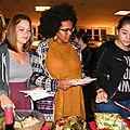 14-15, réception des jeunes Allemands, 24 octobre