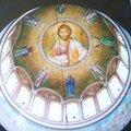 Coupole de l'Eglise de Patra en Grèce