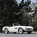 <b>King</b> <b>Constantine</b> <b>II</b> <b>of</b> <b>Greece</b>'s BMW 507 at Bonhams Monaco Sale