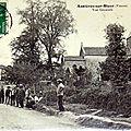 <b>Asnières</b> sur <b>Blour</b> ( patriotique cérémonie)