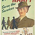 Affiche Recrutement <b>WW2</b>