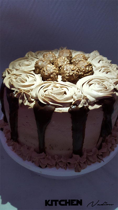 Recette Molly Cake Carre
