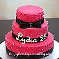 Gâteau eff
