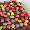 Brownie au chocolat de pascale weeks, version ultra gourmande !