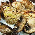Filets de poulet parfumés à la moutarde