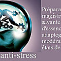 Le <b>Stress</b> et son influence sur l'organisme
