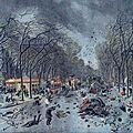 Tornade du 10 septembre <b>1896</b> à Paris